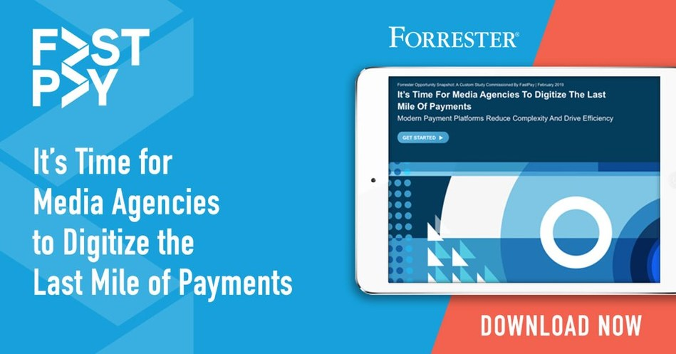 Forrester Consulting surveyed 154 media AP professionals to learn how modern payment platforms reduce complexity and drive efficiency within finance departments.
