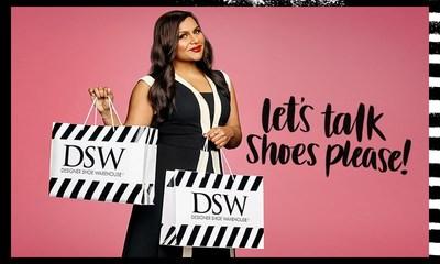 Mindy Kaling, DSW's new brand ambassador
