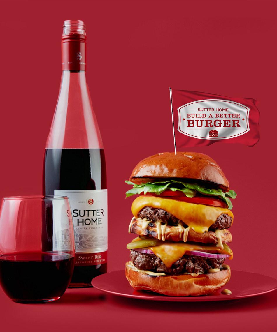 Sutter Home Build a Better Burger National Recipe Contest