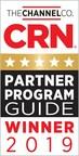 Nintex's Global Partner Program Receives 5-Star Recognition from CRN