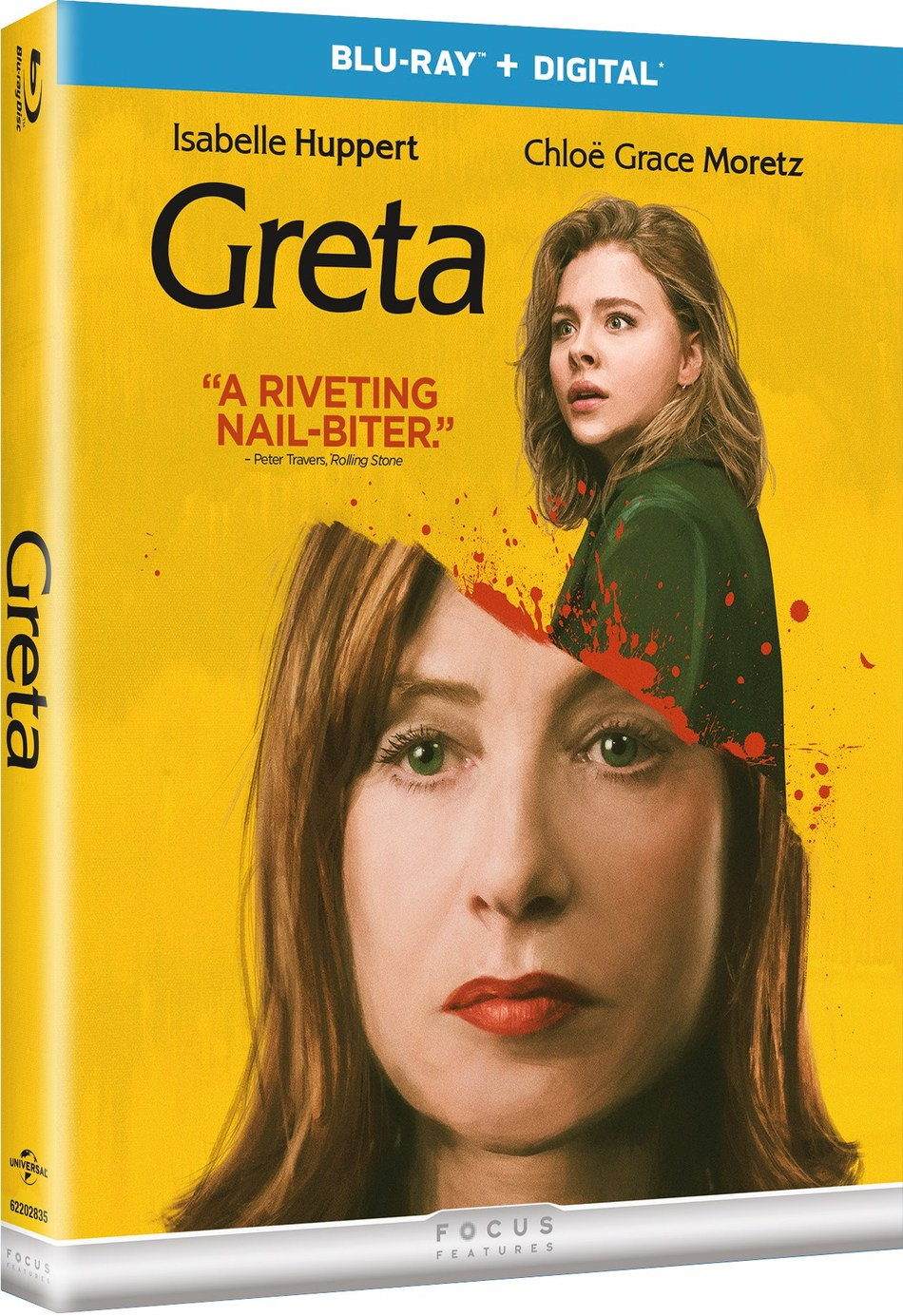 From Universal Pictures Home Entertainment: Greta