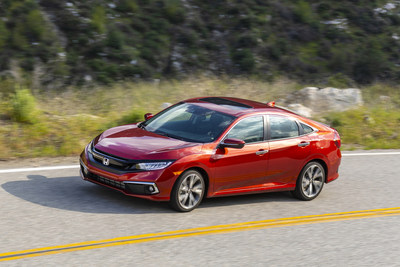 American Honda set new sales records in March, fueled in large part by Honda cars including Civic, which set a new March record itself. Acura brand continued its resurgence with RDX scoring a 10th consecutive monthly sales record.
