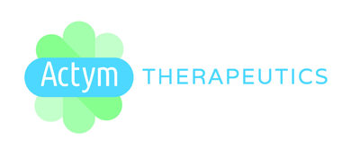Actym Therapeutics Logo (PRNewsfoto/Actym Therapeutics, Inc.)