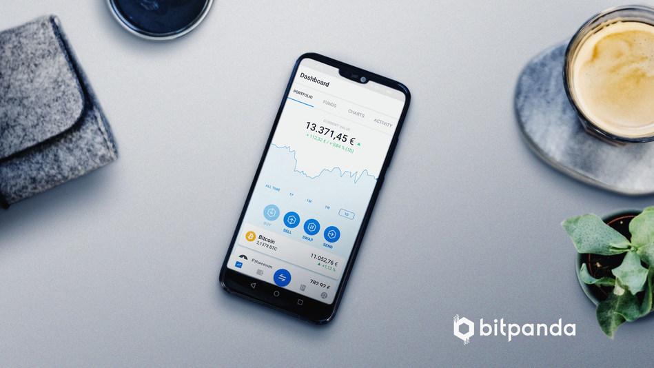 Bitpanda Receives Payment Service Provider License (PSD2)