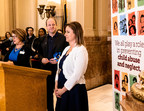 Governor Polis and CDHS Executive Director Launch National Child Abuse Prevention Month at the Capitol