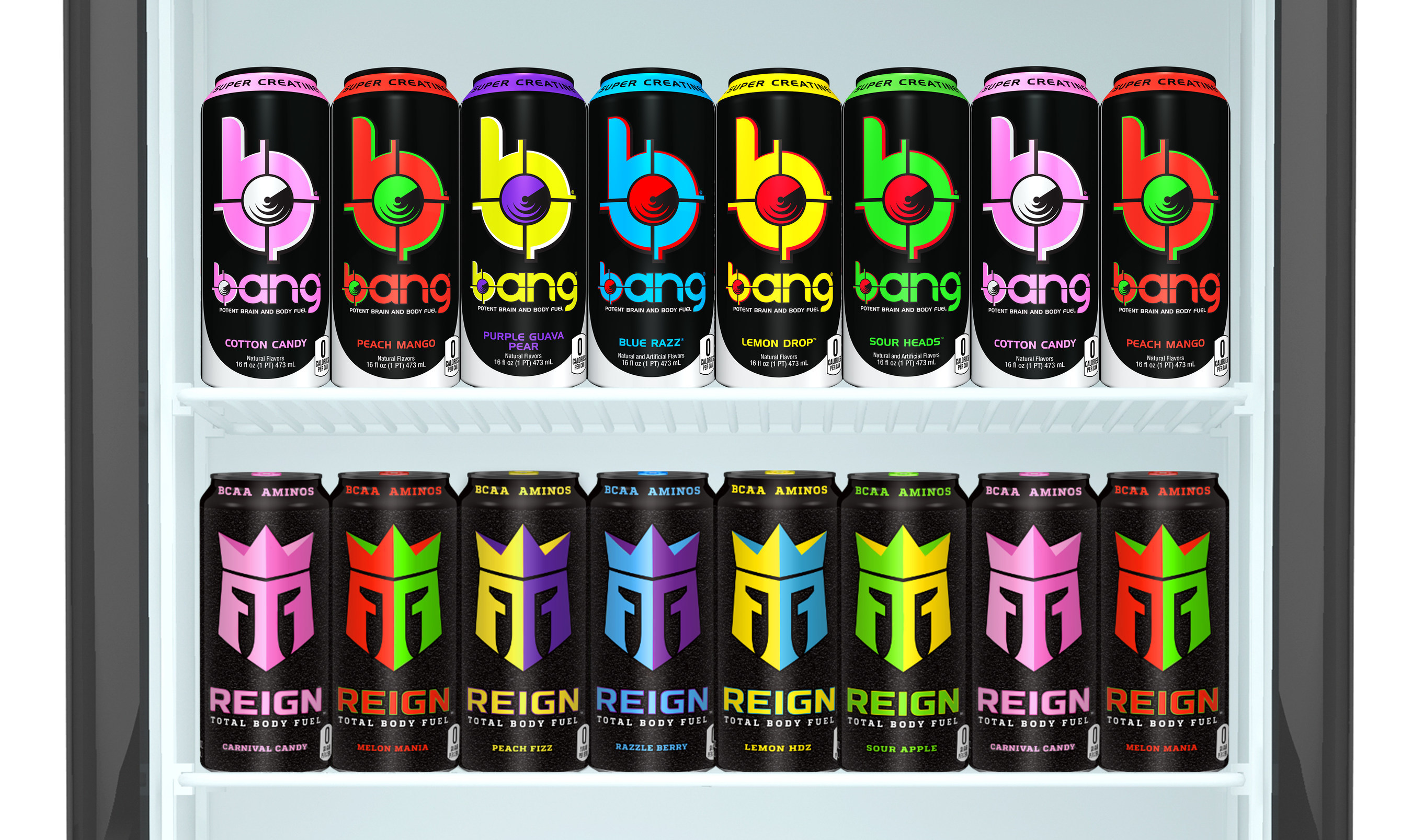 VPX Sports/Bang Energy Sues Monster Energy Co  and Reign