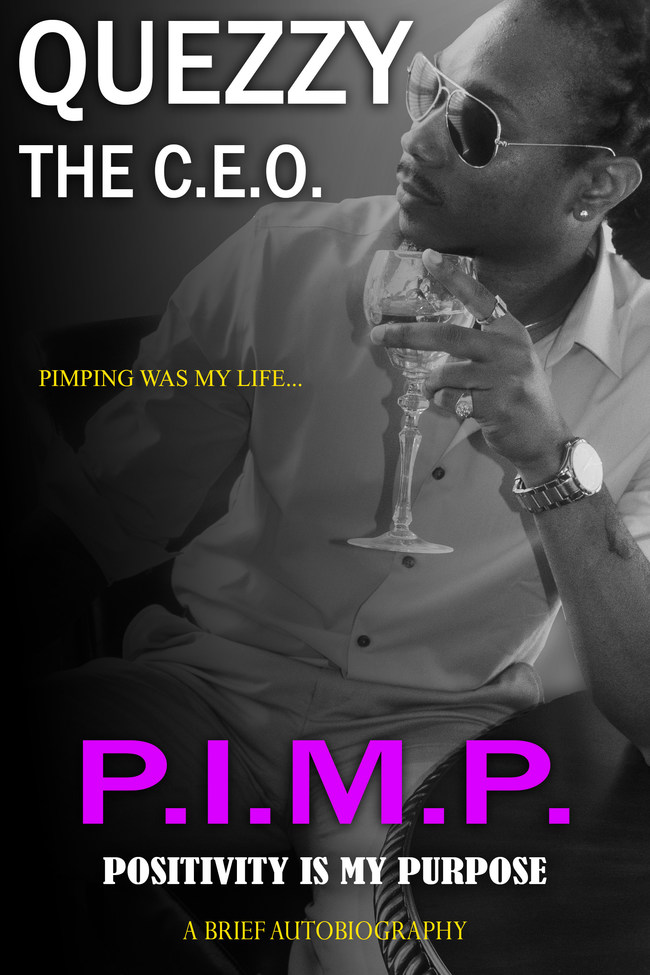 P.I.M.P (Positivity Is My Purpose) available on amazon