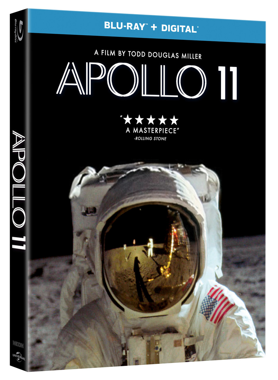 Universal Pictures Home Entertainment: Apollo 11