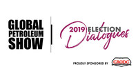 Global Petroleum Show Election Dialogues (CNW Group/Global Petroleum Show)