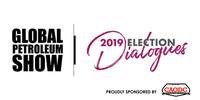 Global Petroleum Show Election Dialogues (CNW Group/Global Petroleum Show)