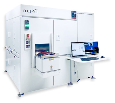 RAVE's new nm-VI Photomask Repair System