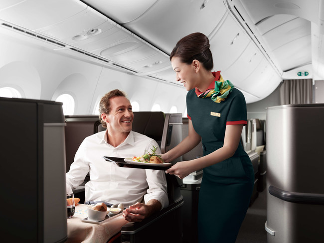 EVA Air has won four TripAdvisor Travelers' Choice Awards and ranks in the Top-10 World's Best Airlines.