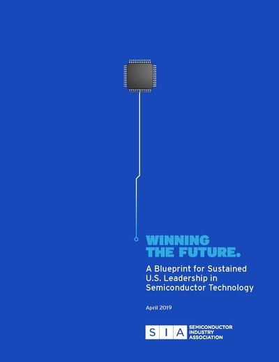 SIA's policy blueprint lays out the federal policies needed to sustain U.S. leadership in semiconductors and emerging technologies of the future.