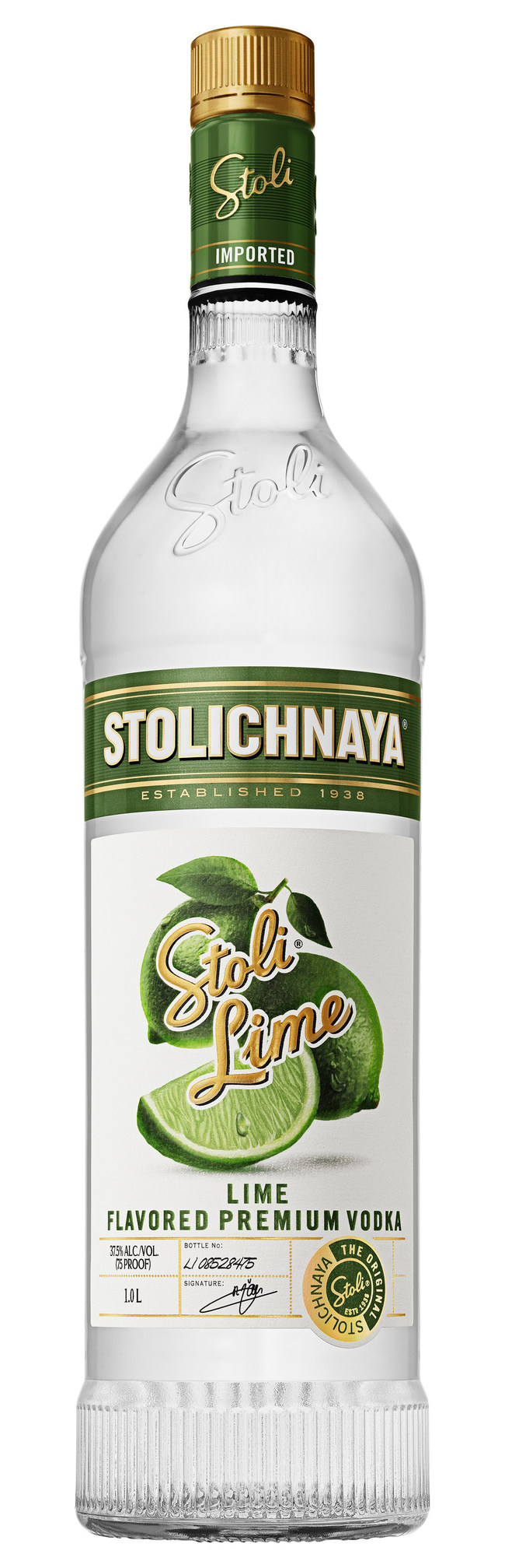 "Stoli® Vodka Adds ""Ripe for the Drinking"" Lime to its Flavor Arsenal"
