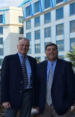 Don Webber e Peter Spadaro