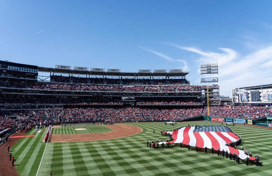 PenFed Credit Union continues Washington Nationals Military Appreciation Section sponsorship providing complimentary tickets to the military community for all regular season home games.