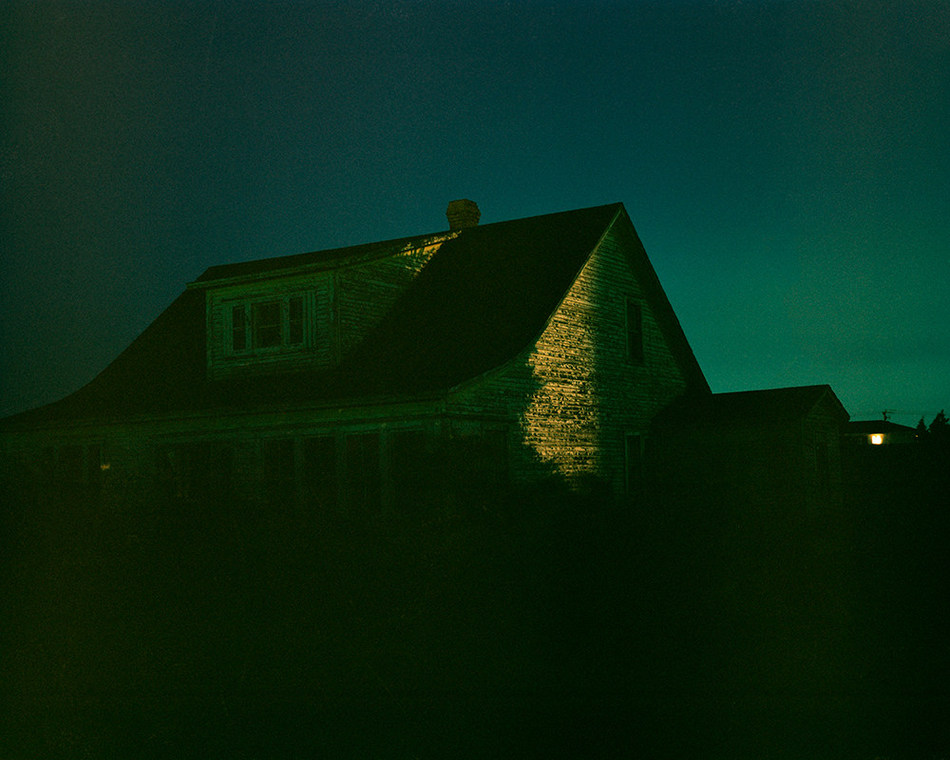 Ethan Murphy Dad's House 2017 chromogenic Print (CNW Group/Scotiabank)