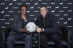 Pelé - Mbappé - Hublot Fast Forward to the Future