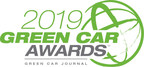 Nissan LEAF Wins 2019 Connected Green Car of the Year and Chevrolet 2019 Green Car Technology of the Year at the Washington Auto Show