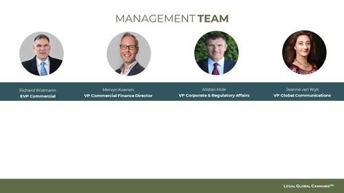 Management Team (CNW Group/LGC Capital Ltd)