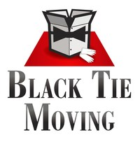 Black Tie Moving is a luxury moving and relocation concept. (PRNewsfoto/Black Tie Moving)