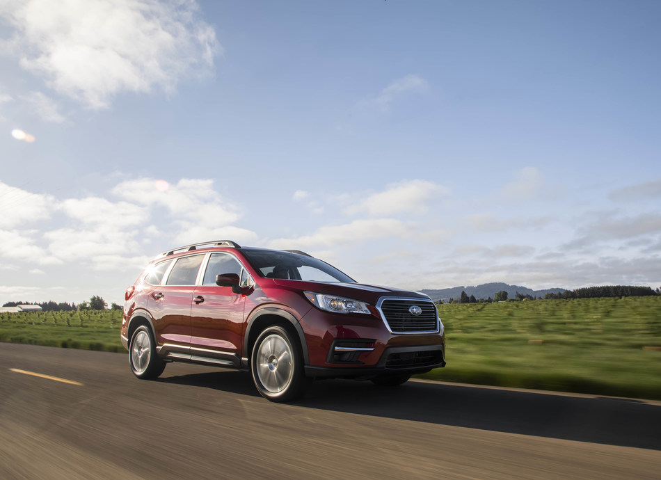 "2019 Subaru Ascent and Forester Named to Parents ""10 Best Family Cars of 2019"""