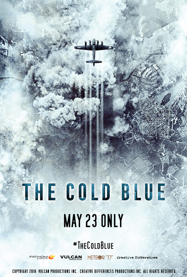 Fathom Events Premieres World War Ii Documentary The Cold