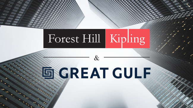 Forest Hill Kipling to acquire Balance Residential Management from Great Gulf (CNW Group/Forest Hill Kipling)