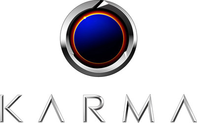 Karma Automotive Logo (PRNewsfoto/Karma Automotive)