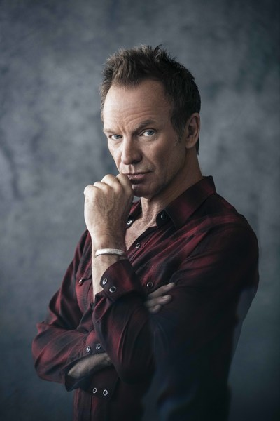 Sting: Photo by Eric Ryan Anderson