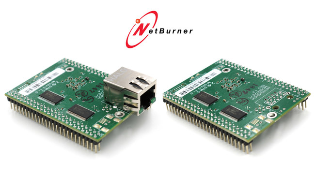 The all-new ARM(R) Cortex(R)-powered NetBurner Ethernet System-on-Module is a device containing everything needed to add industrial-quality network control and monitoring to nearly any hardware or device.