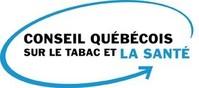 Logo: Conseil québécois sur le tabac et la santé (CNW Group/Conseil québécois sur le tabac et la santé)