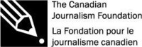 CJF logo (CNW Group/Canadian Journalism Foundation)