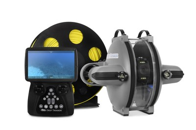 The introduction of the DTG3 ROV and smart controller allows for advanced power, heightened capabilities and high-end performance at a breakthrough price. (CNW Group/DEEP TREKKER INC.)