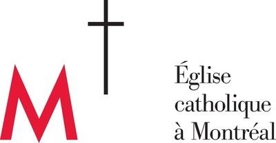 Logo : Archidiocèse de l'Église catholique à Montréal (Groupe CNW/Archidiocèse de l'Église catholique à Montréal)
