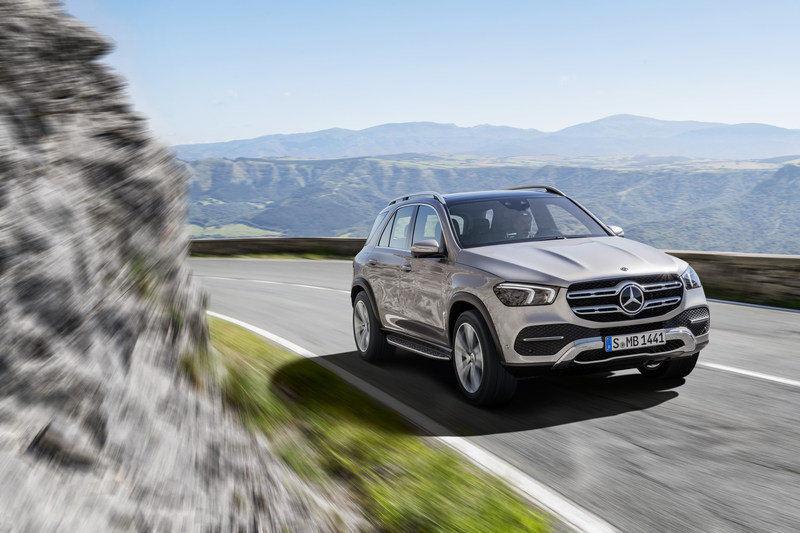 Of the top three volume-drivers, two were luxury light trucks – the GLC and GLE SUVs. Rounding out the group, the C-Class Sedan continued to earn strong returns. (CNW Group/Mercedes-Benz Canada Inc.)