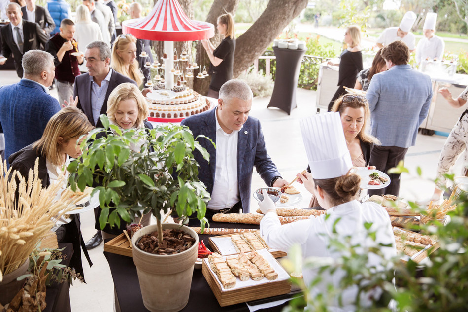 Four Seasons Hotels and Resorts Launches Campaign to Celebrate Global Meetings Industry Day.