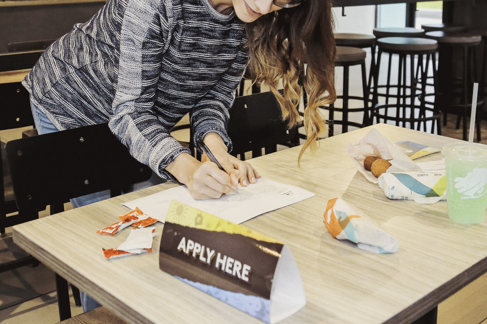 Applicants of all ages are invited to attend Hiring Parties—a unique spin on a job fair with free food, festivities and on-the-spot job interviews.