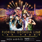 Due To Popular Demand, FLORIDA GEORGIA LINE LIVE FROM LAS VEGAS To Return To Planet Hollywood Resort & Casino For Four Shows November 6, 8, 9 And 12, 2019