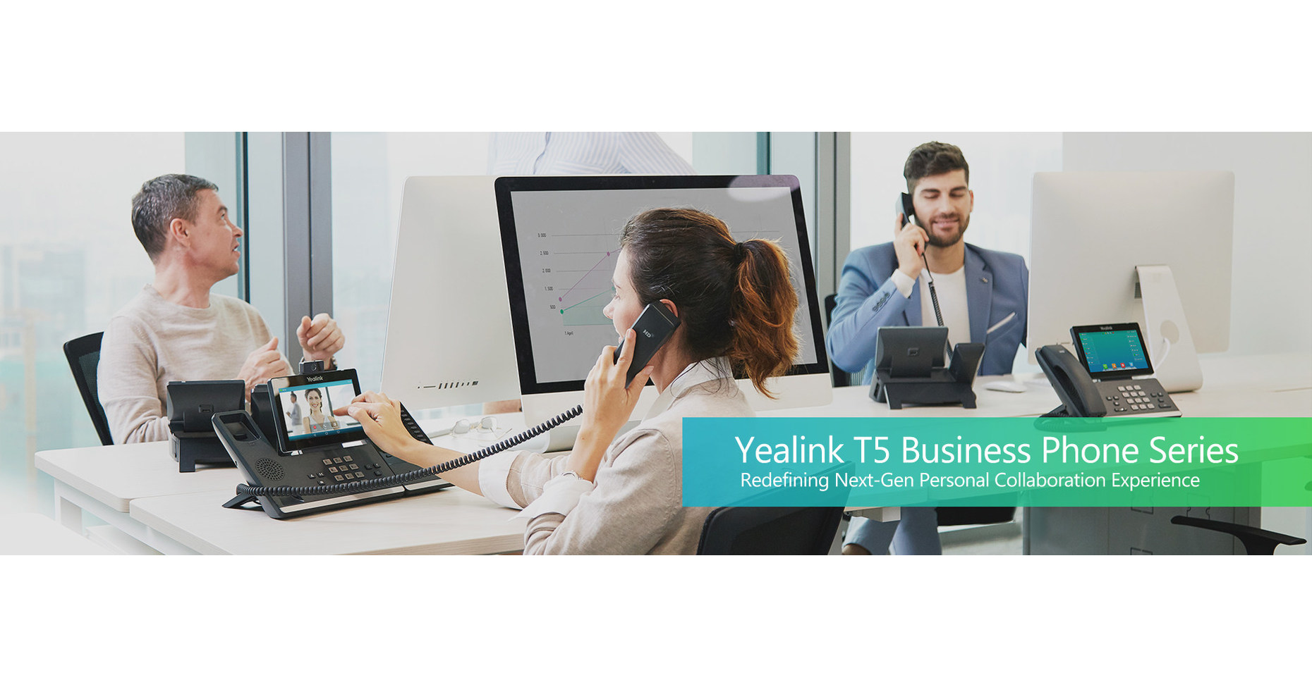 Yealink launches a global roadshow, to exhibit the latest T5