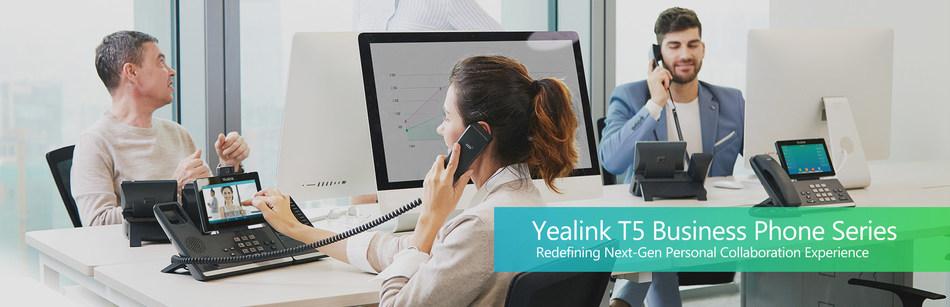 Yealink T5 Business Phone Series