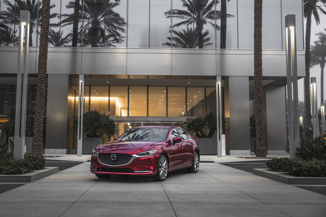 2019 Mazda6 Brings Safety To The Forefront