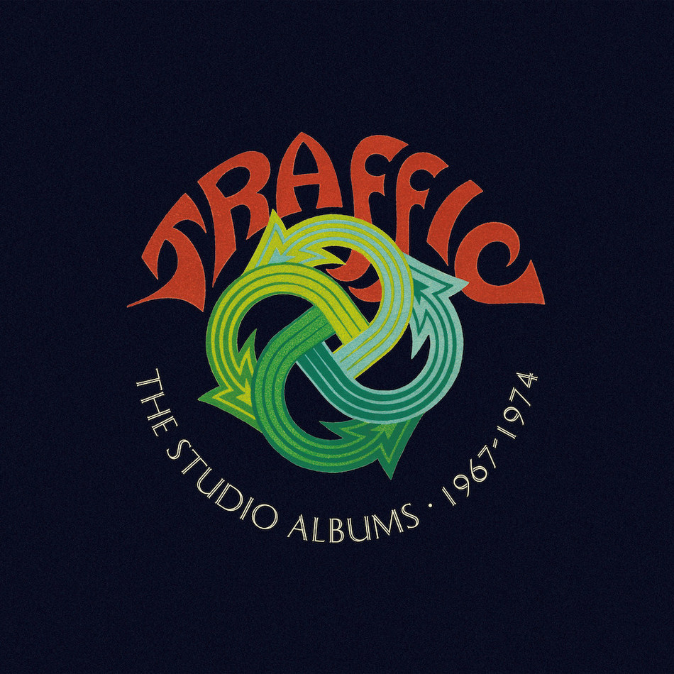 Traffic 'The Studio Albums 1967-1974' Vinyl Box Set To Be Released May 17, 2019