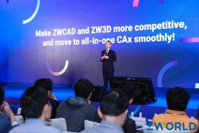 ZWorld 2019 held by ZWSOFT