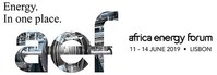 The 21st Africa Energy Forum takes place in Lisbon from 11-14th June. (PRNewsfoto/Africa Energy Forum (aef))