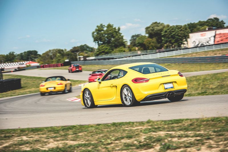 Hagerty hosting one of many Motorsports Track Day events for their High Performance Driving Enthusiasts.