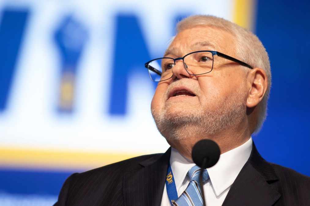 AFGE Urges Congress to Reauthorize the Violence Against