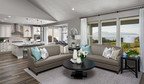 The open, inviting layout of the Helena plan is ideal for entertaining.
