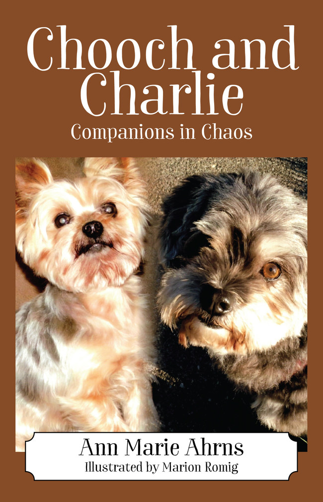 The Book Chooch and Charlie Companions in Chaos
