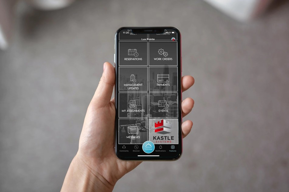 Kastle Systems' Access Control service is now integrated with the Rise Buildings' mobile property management platform to add managed access and security to the robust menu of features already provided to Rise property residents.